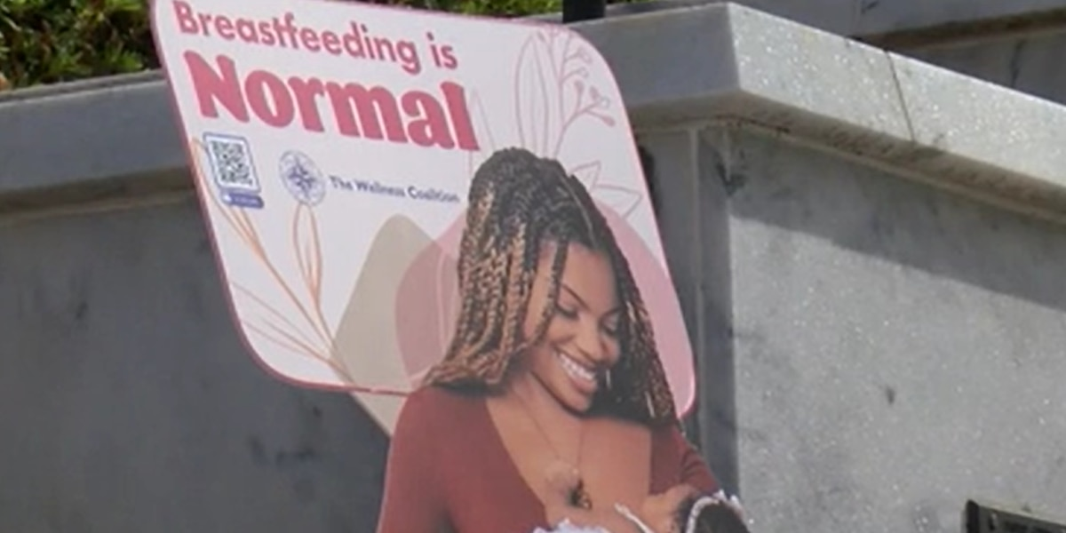 Wellness Coalition launches Alabama campaign advocating breastfeeding