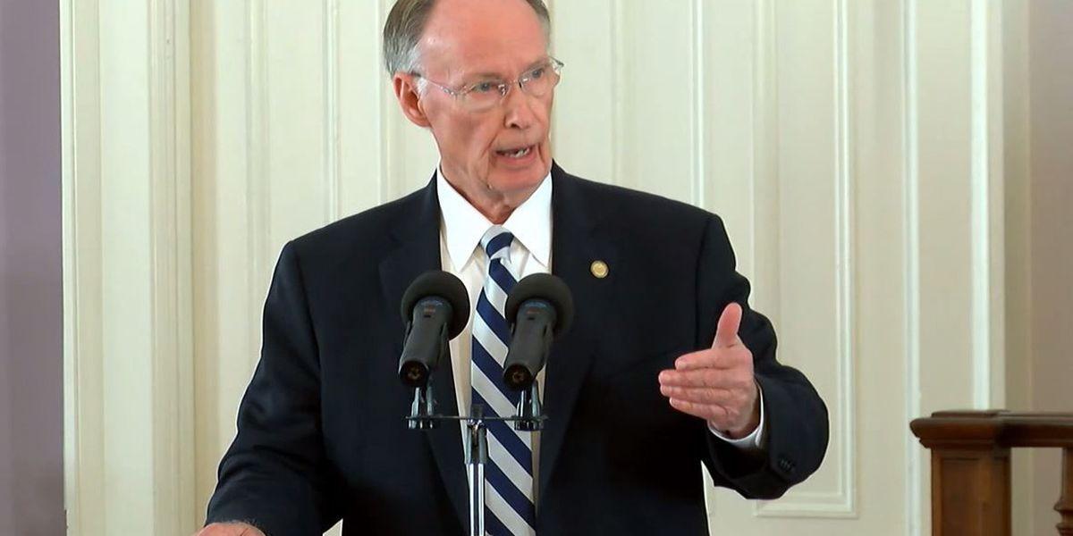 Tentative impeachment schedule for AL Gov. Bentley released