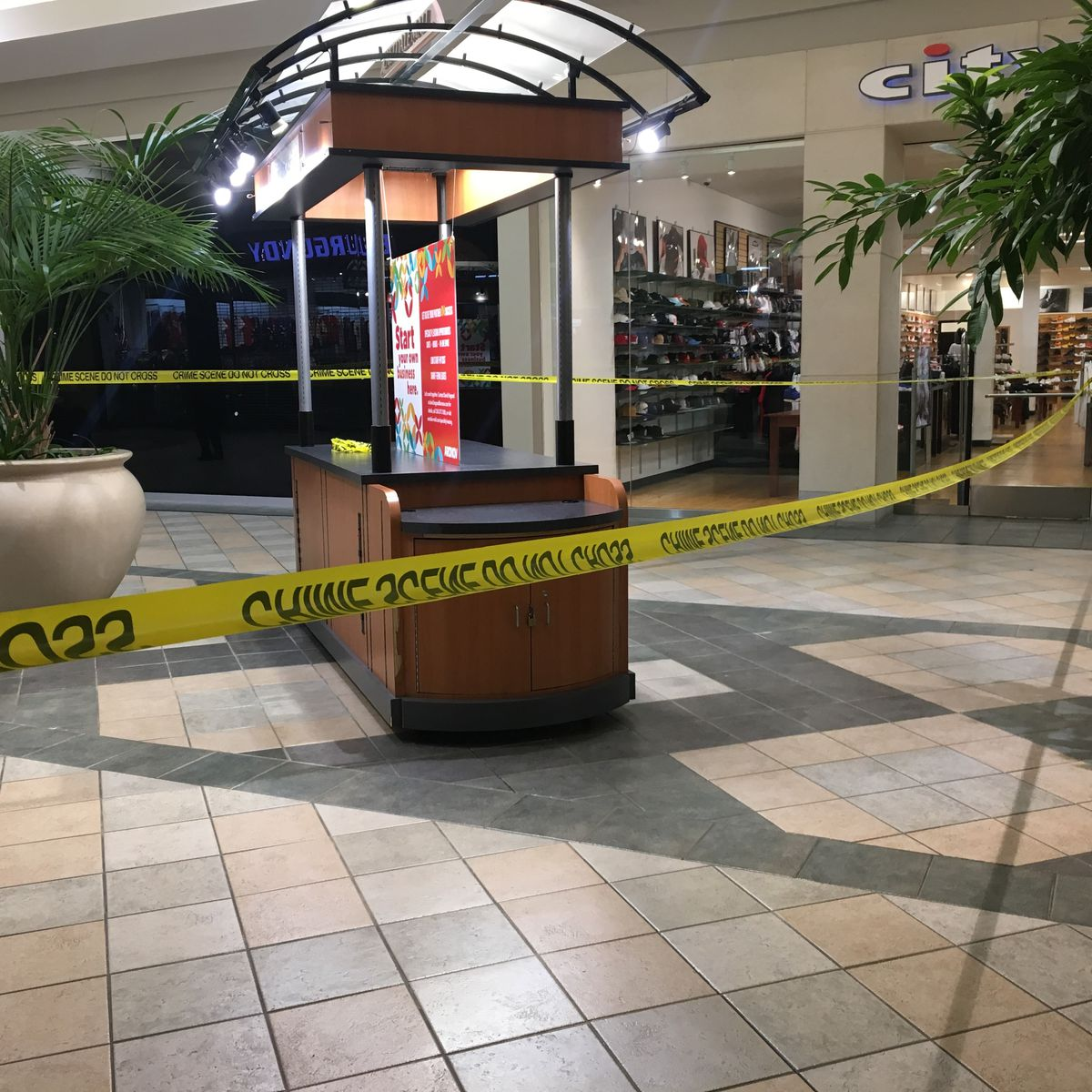 Man in critical condition after shooting in Eastdale Mall