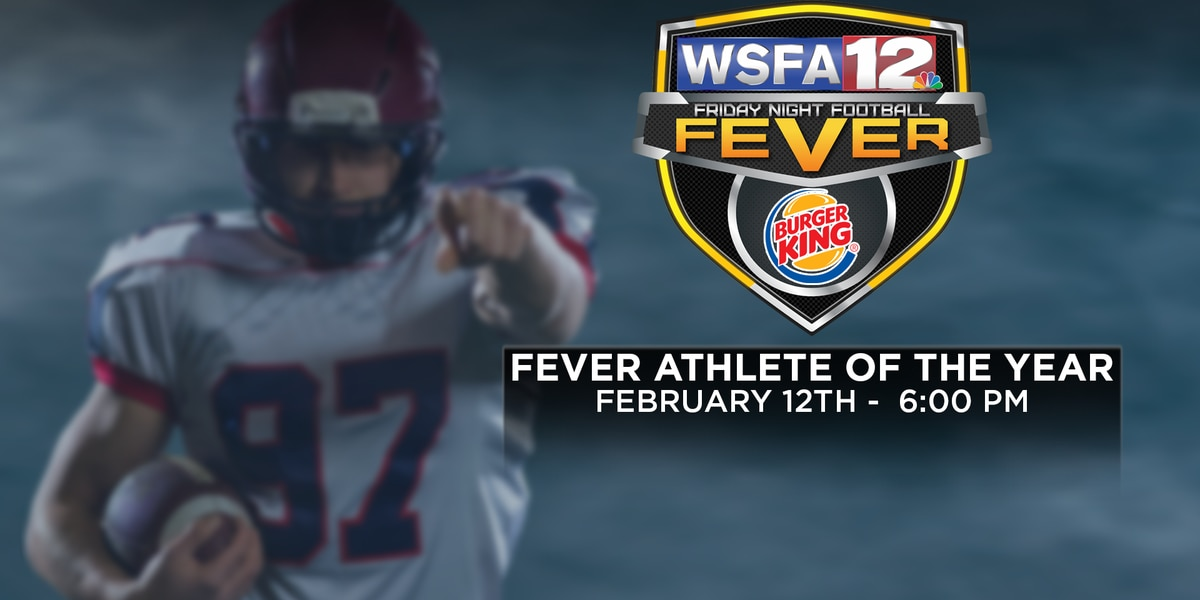 WSFA's Fever Star Athlete of the Year Party to be held Feb. 12
