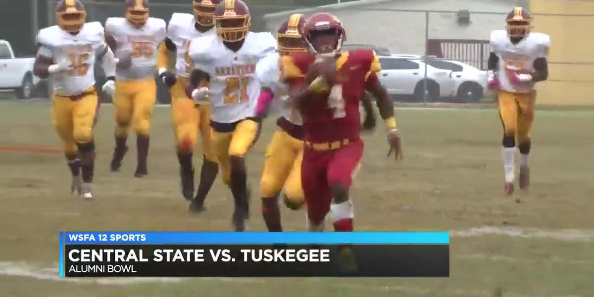 Tuskegee rolls past Central State