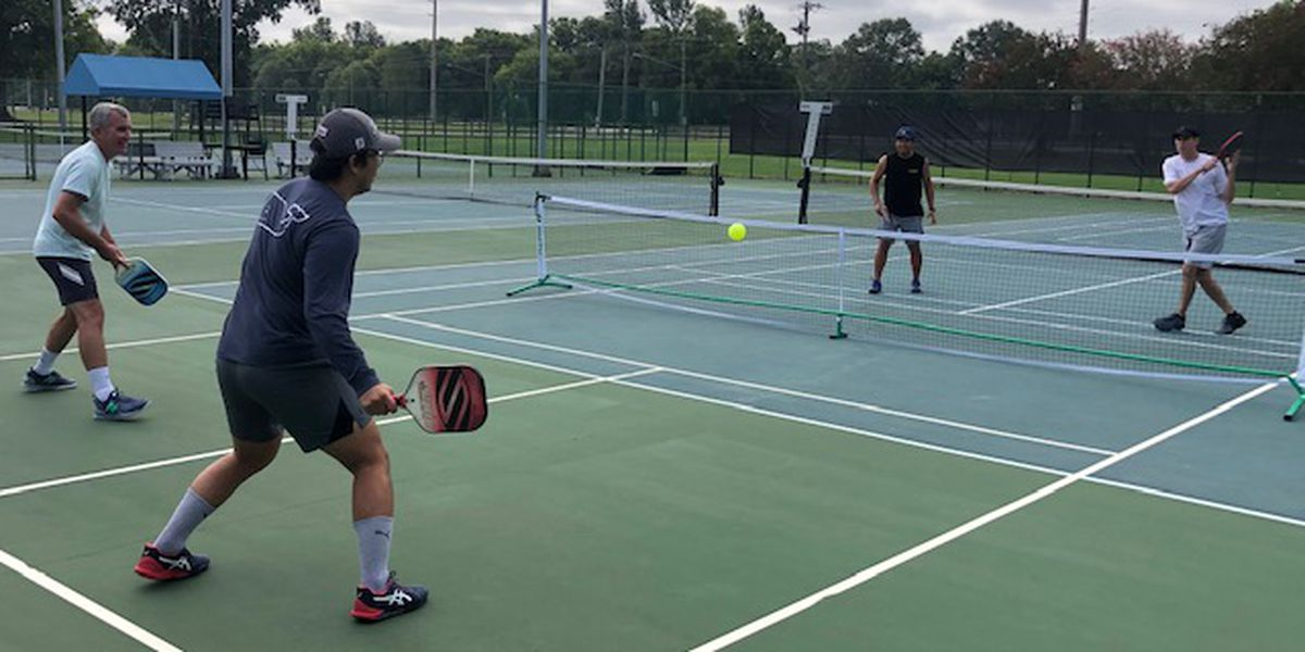 County Road 12: Pickleball catching on in Montgomery