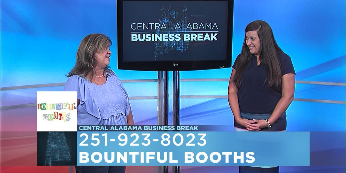 Bountiful Booths Central Alabama Business Break