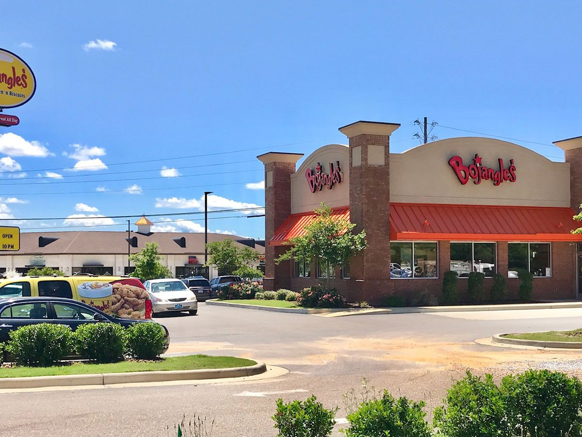 Bojangles' reopens in Montgomery