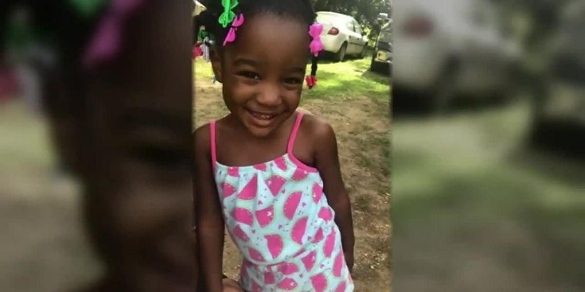 Missing 5-year-old Taylor Williams' remains found near Demopolis, Ala.
