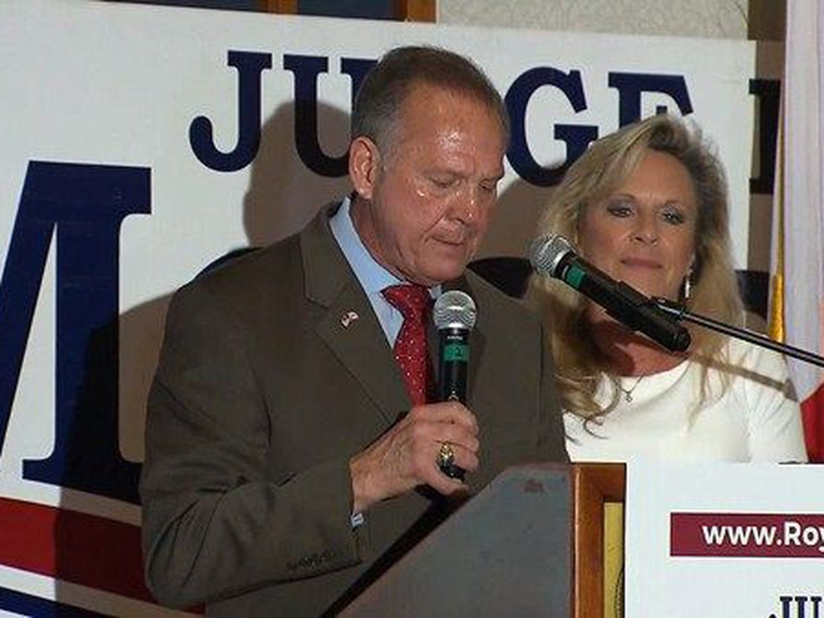 Roy Moore defamation lawsuit against accusers is paused