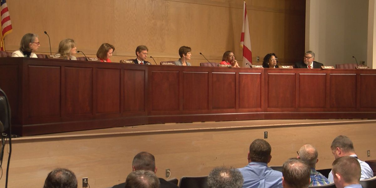 Alabama Republican Party opposes appointed school board