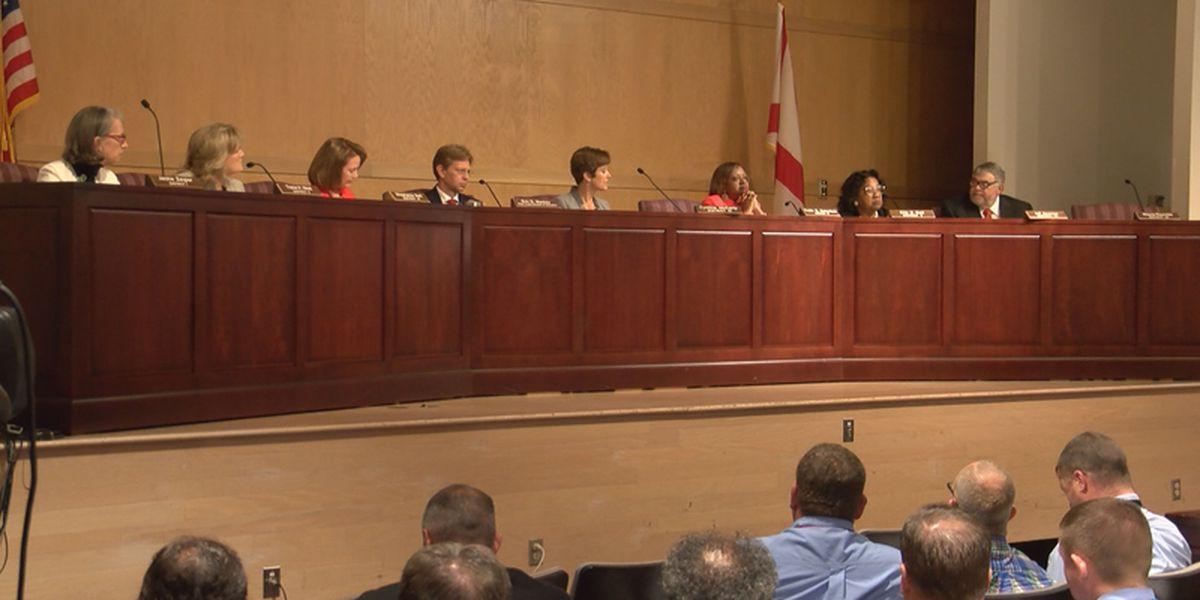 Senate approves measure to abolish state school board