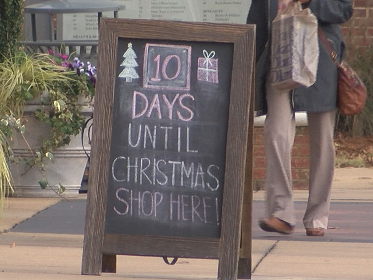 Montgomery retailers gear up for 'panic week' of holiday shopping