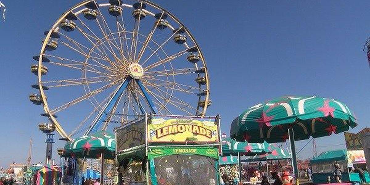 North Alabama State Fair open today | News | timesdaily.com  |Alabama Fair Rides