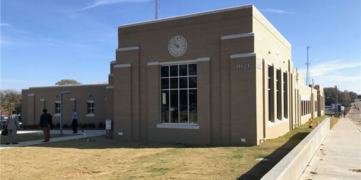 Montgomery holds ceremonial opening for new municipal court building