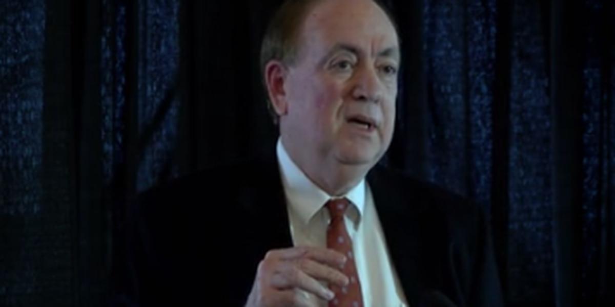 Jay Gogue becomes Auburn University's 20th president