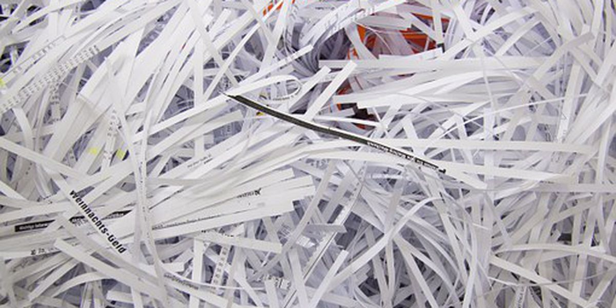Free shredding event set for April 5 in Montgomery