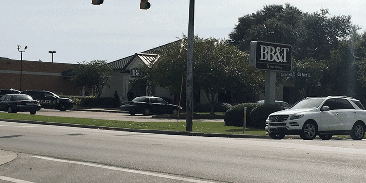 Third Montgomery bank robbed in 10 days