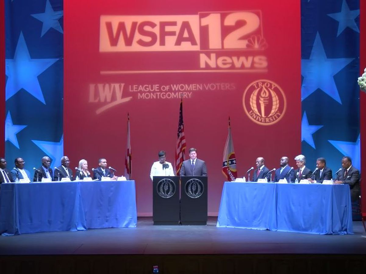 Crime, education and entertainment among topics at Montgomery Mayoral Forum