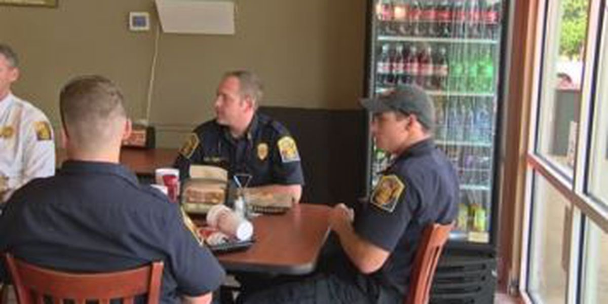 9/11 survivor in Auburn gives free meals to first responders for the 15th year