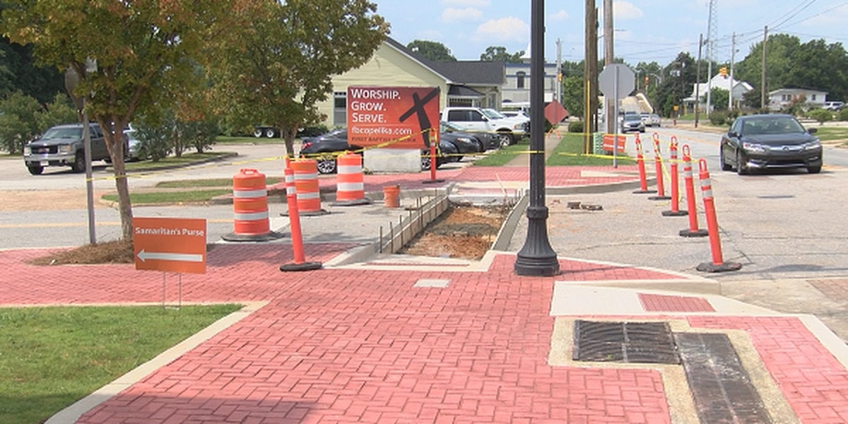 Opelika making all sidewalks, government buildings ADA compliant