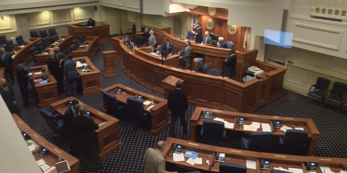 New Alabama lottery bill proposed