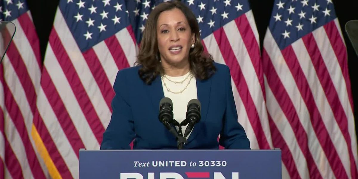 Trump, Harris trade criticisms