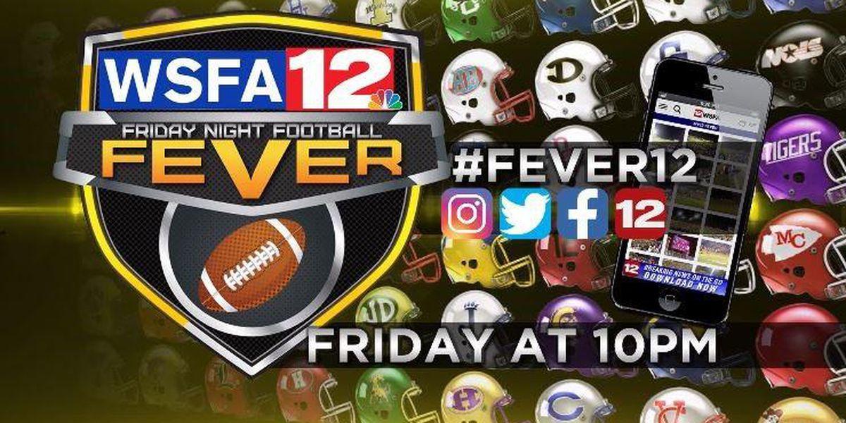 Friday Night Football Fever Scoreboard