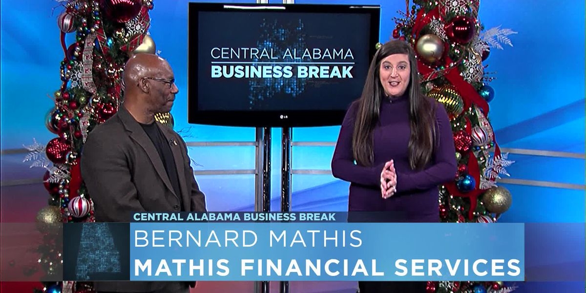 Central Alabama Business Break- Mathis Financial Services