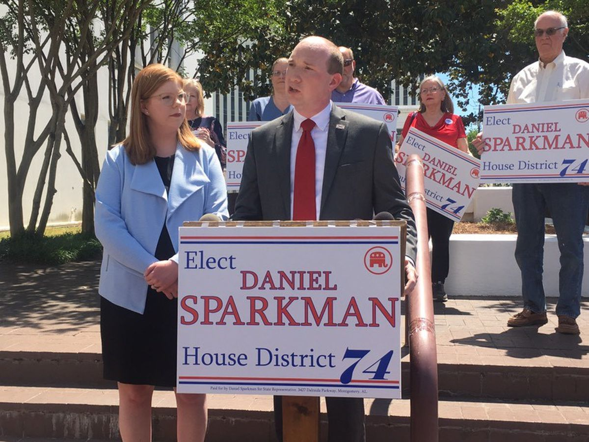Former Ivey spokesman in crowded GOP House primary