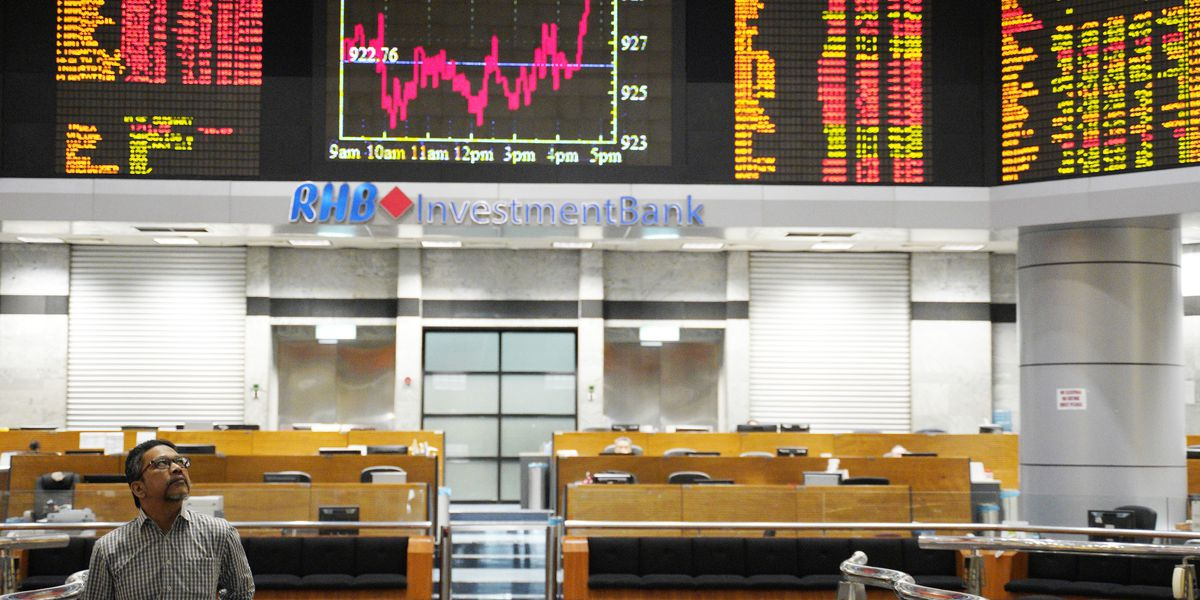 Asian stock markets sink after Wall Street rally fades