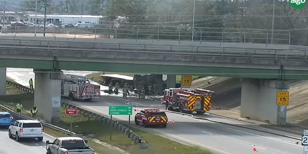 Man killed in Thursday Troy semi-truck crash identified
