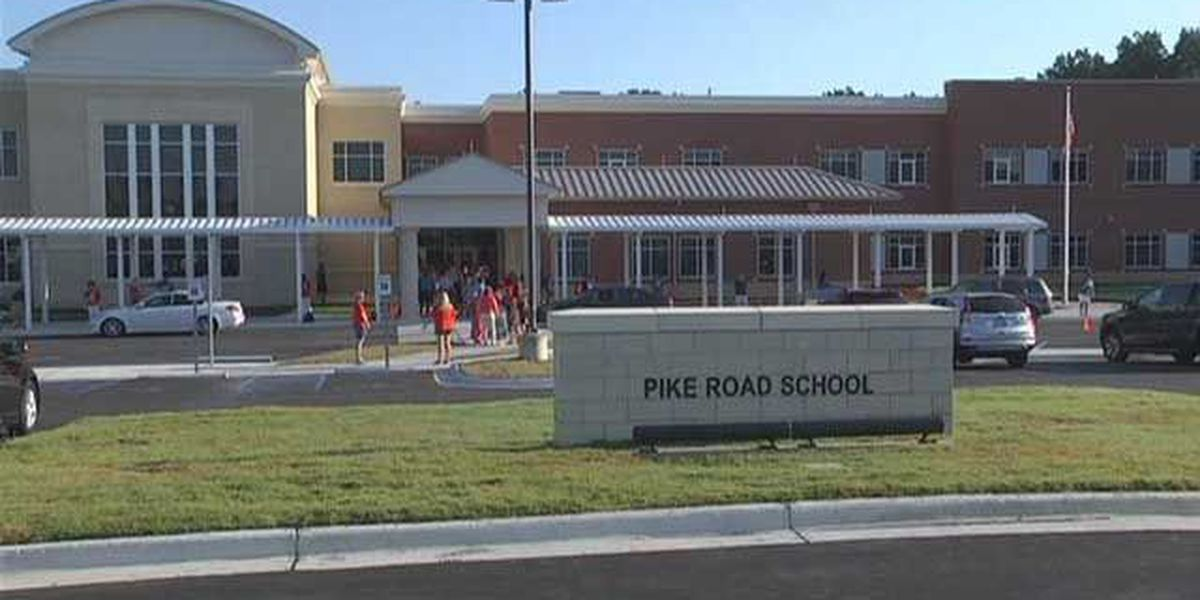 Brand new Pike Road School opens to students