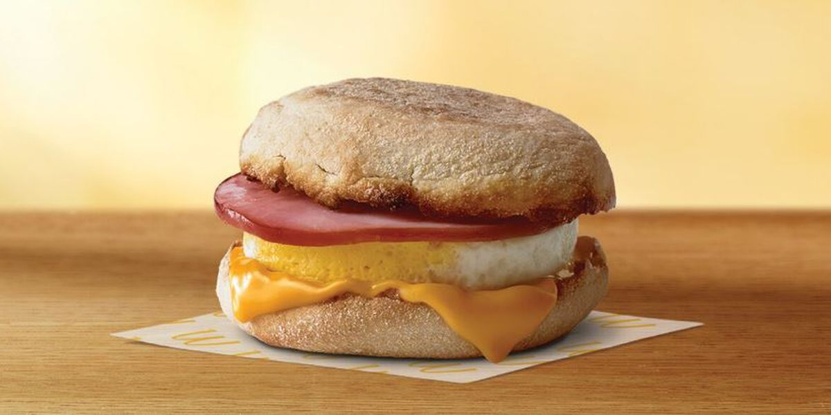 McDonald's giving away free Egg McMuffins Monday