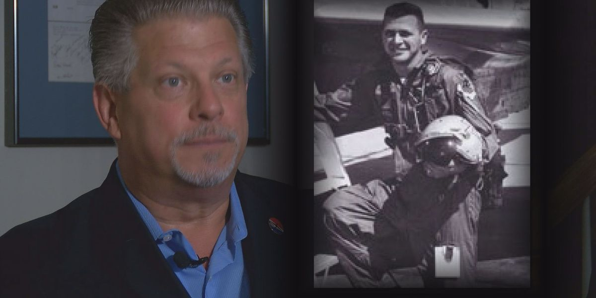 Son of famous U2 pilot, Francis Gary Powers, works to set the record straight about his father