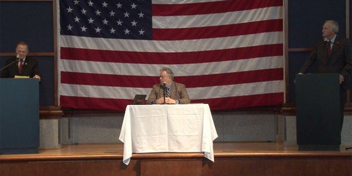 Debate helps some solidify decision on who to vote for