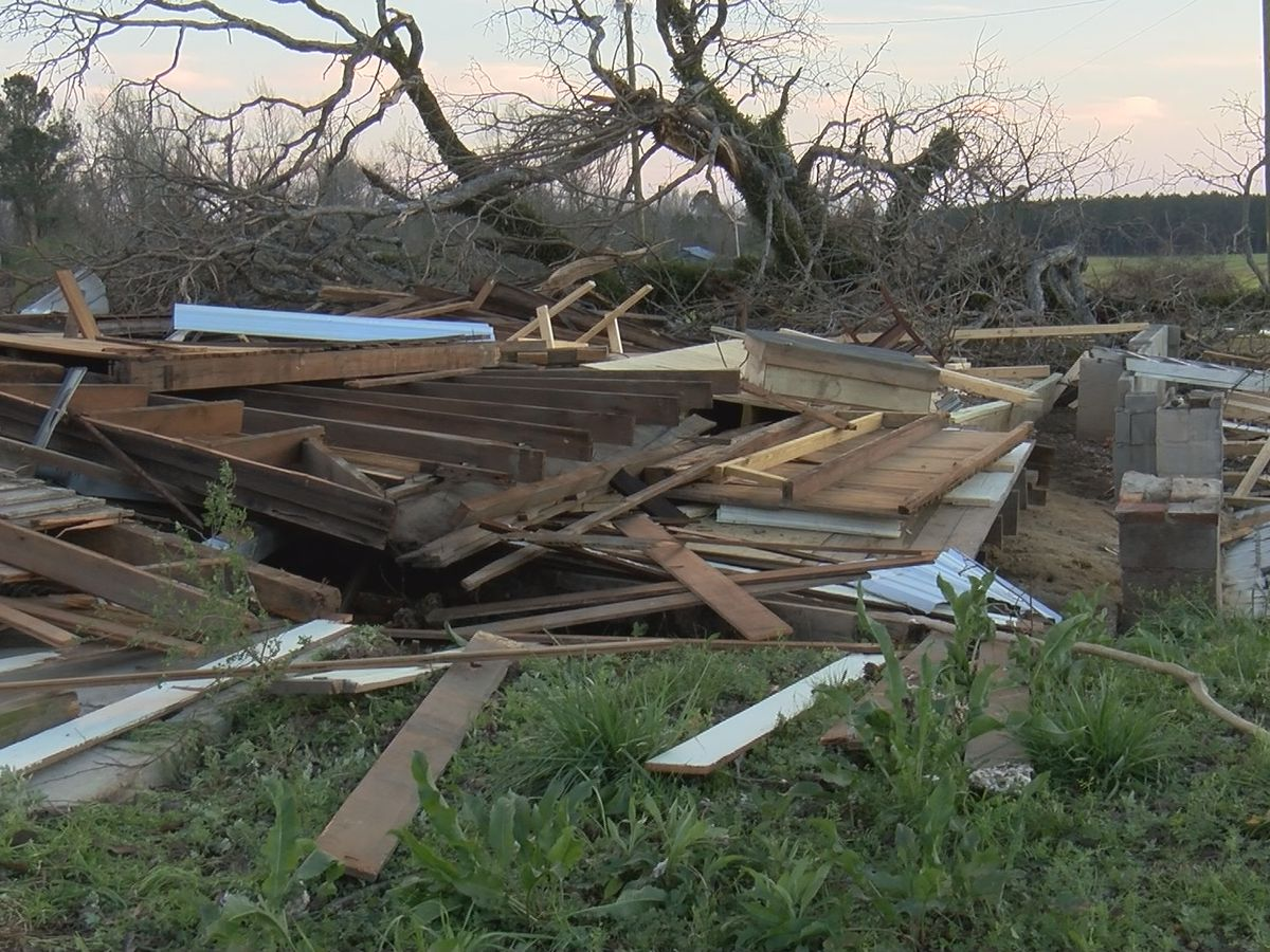 More than $500,000 in damage caused by March tornado in Macon County