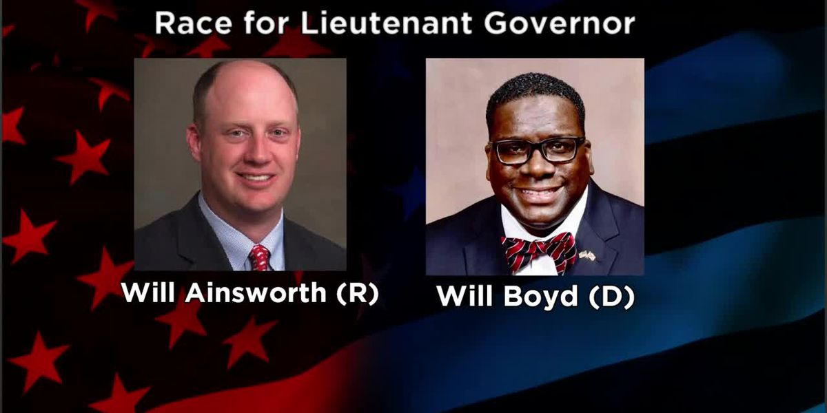 Ainsworth wins Alabama Lt. governor's race
