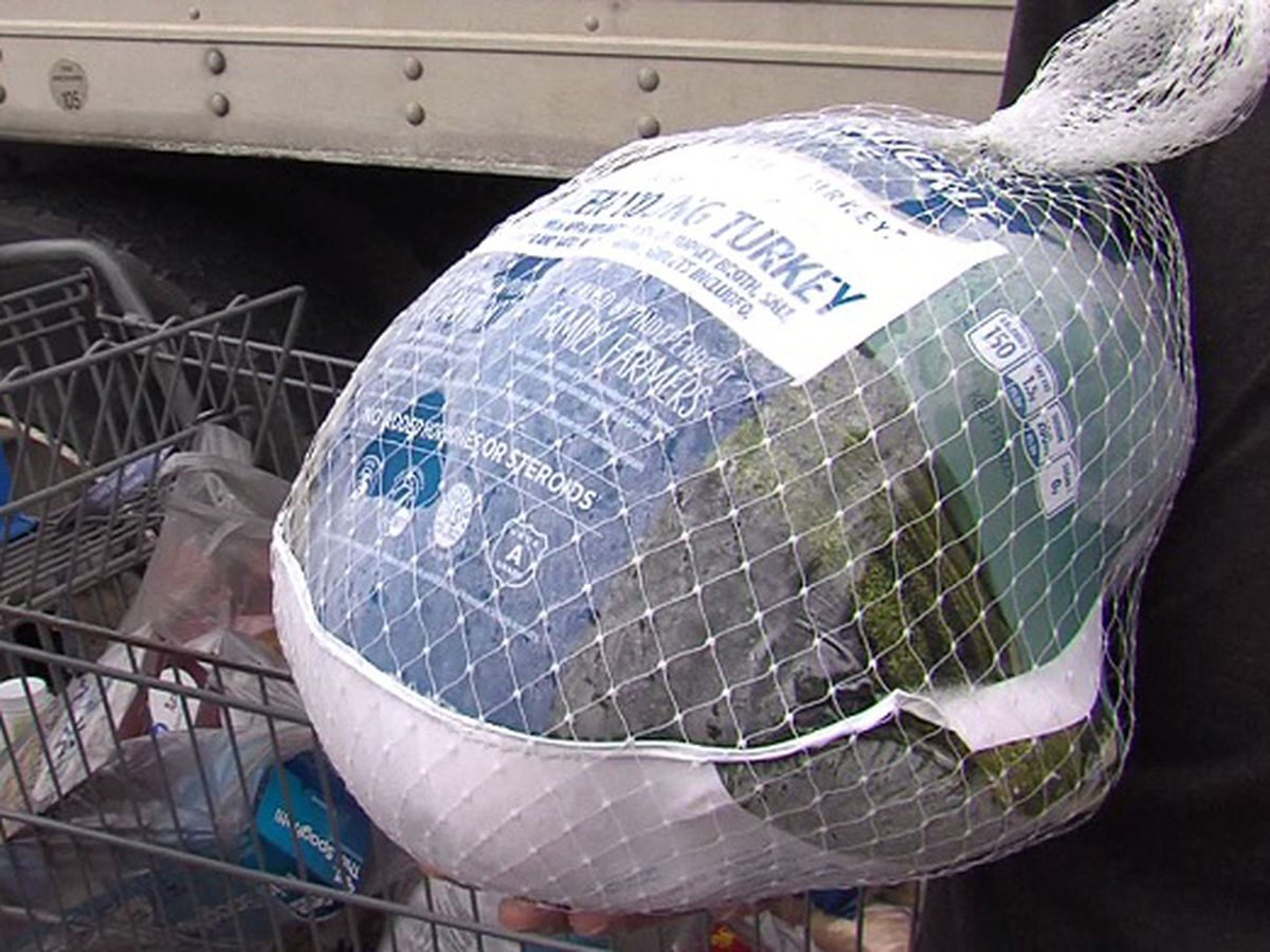 Non-profit to give out 100 turkeys to Montgomery families in need