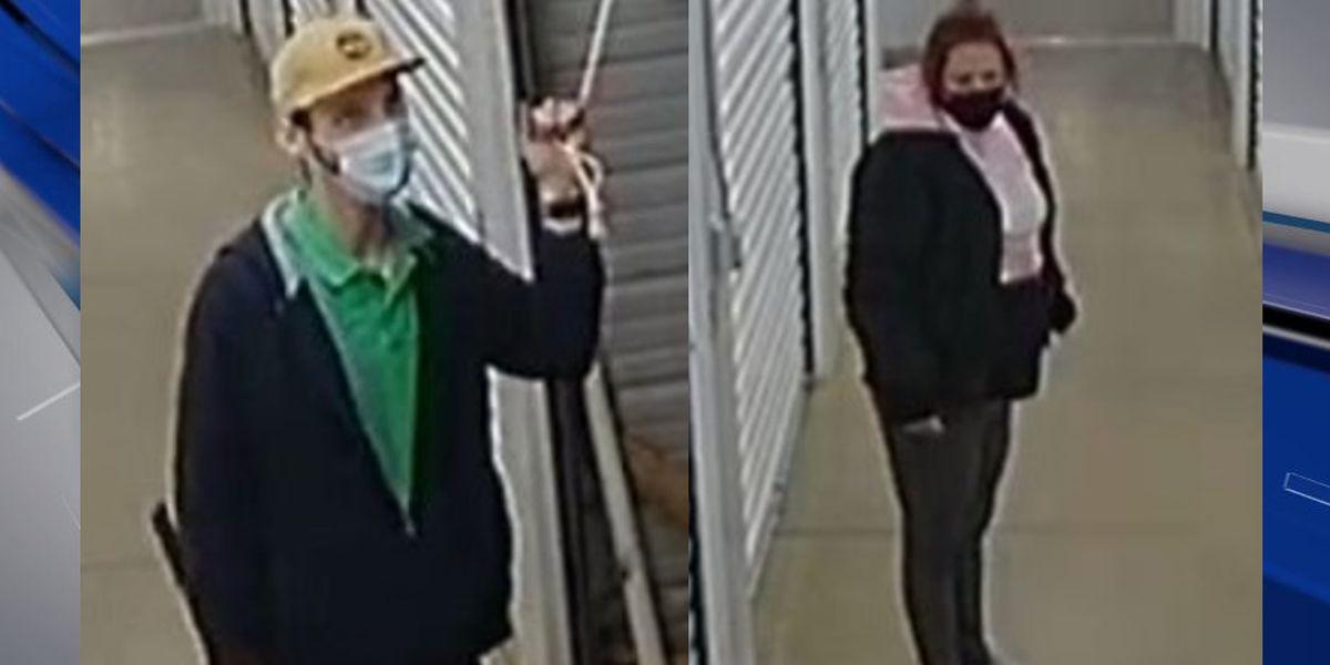 2 sought in Montgomery burglary, theft investigation