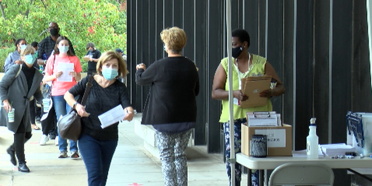 Alabama requires employers to give some employees an hour to vote