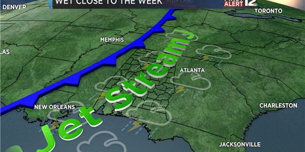 Weather Blog: Another busy week ahead