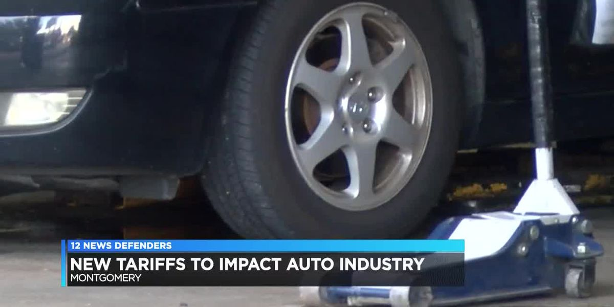 New tariffs will likely impact AL car industry