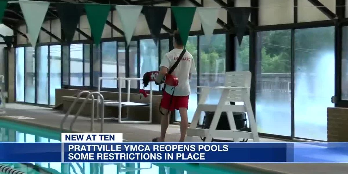 Prattville, Montgomery YMCAs opening pools with restrictions