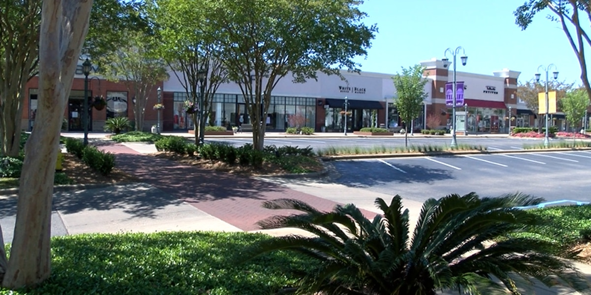 The Shoppes at EastChase empty after many stores choose not to reopen