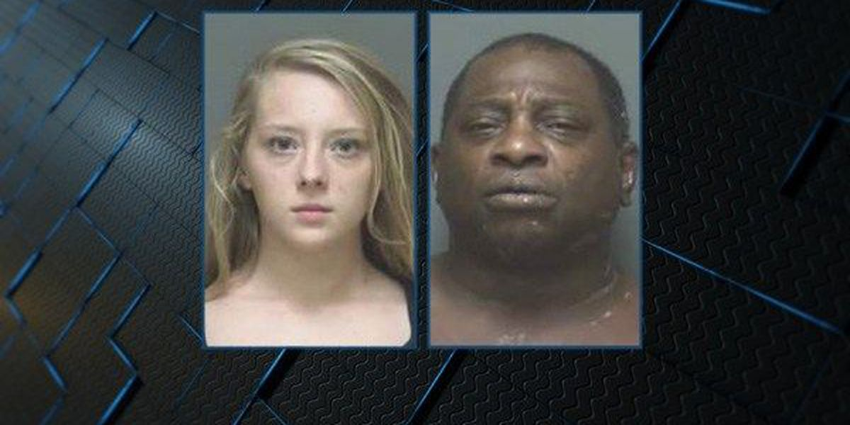 2 arrested and charged with assault, resisting arrest