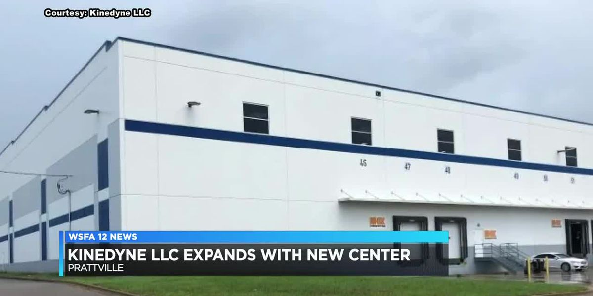 New distribution center now open in Prattville