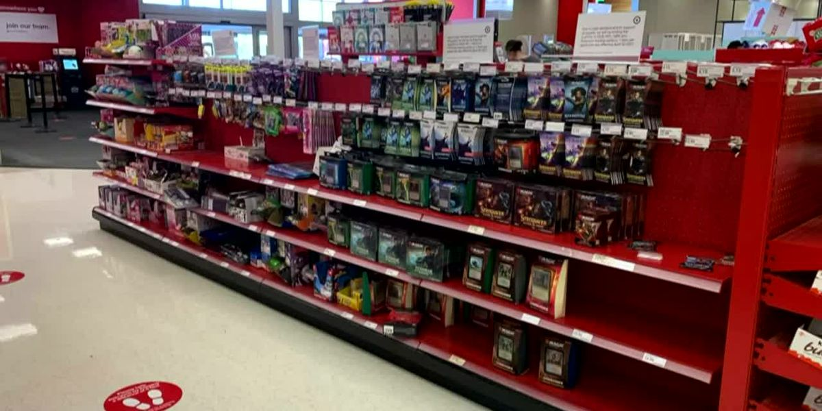 Target stops selling collector cards