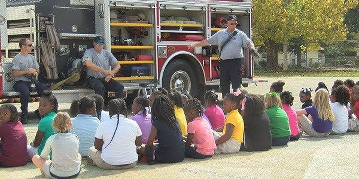 Fire prevention week focuses on creating quick escape plan