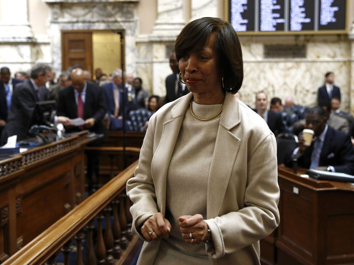 Ex-Baltimore Mayor Catherine Pugh faces fraud, tax charges