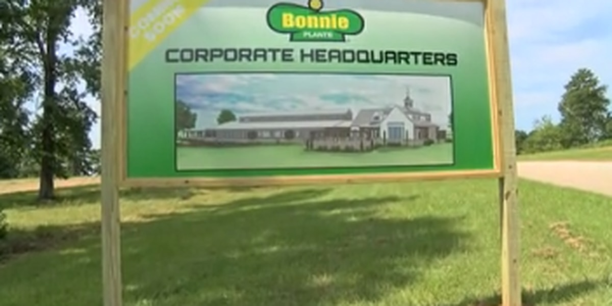 Bonnie Plants relocates headquarters to Opelika