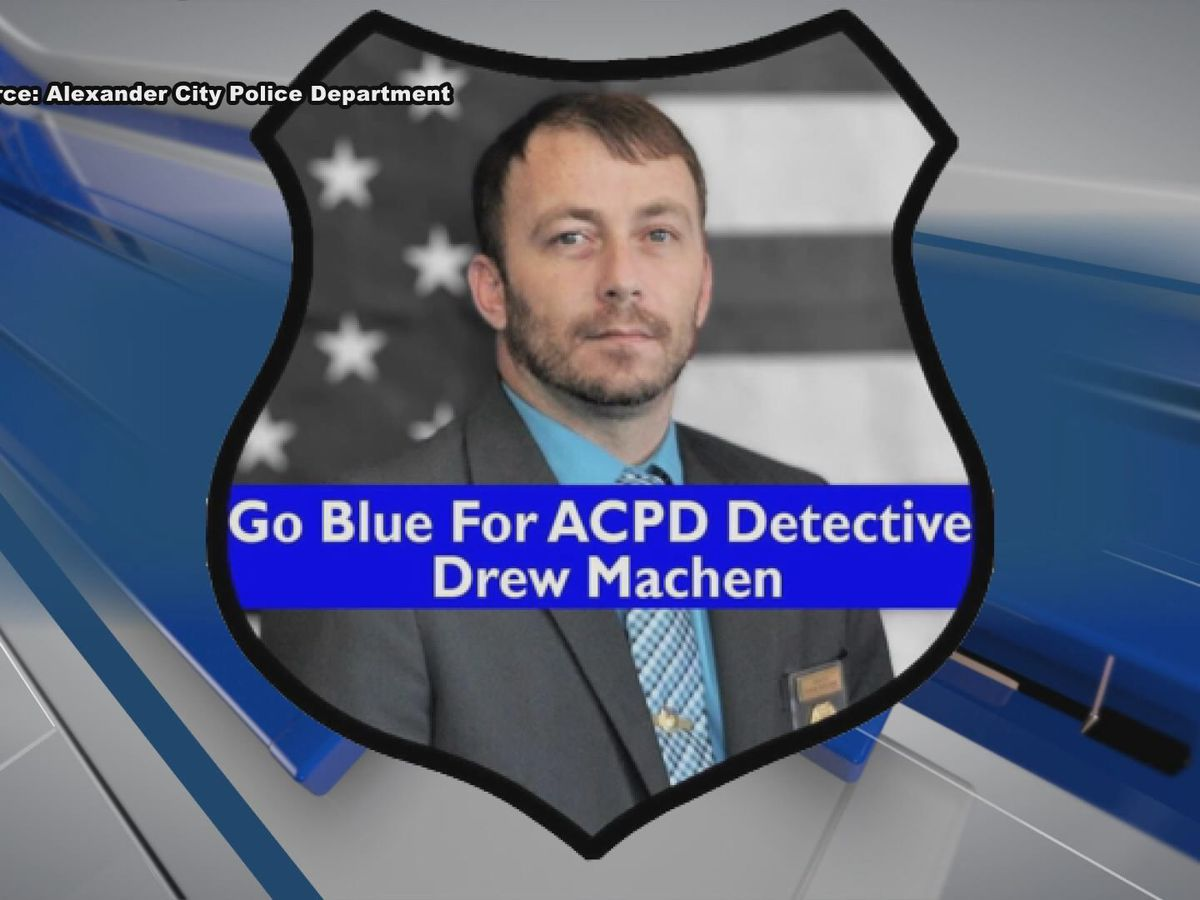 Alex City police officer remains in hospital following heart attack