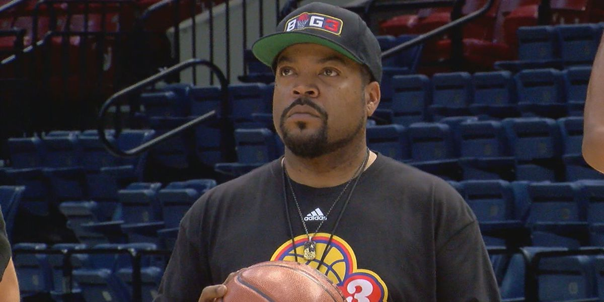 Ice Cube brings BIG 3 Basketball League to B'ham