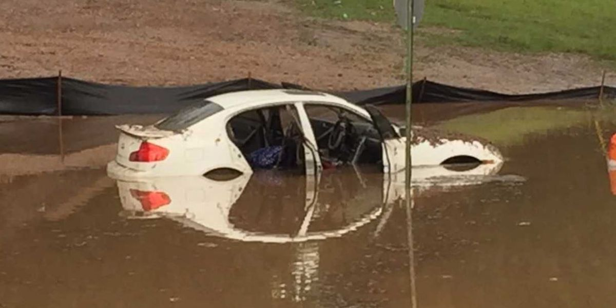 AAA Alabama explains what to do when your vehicle gets flooded